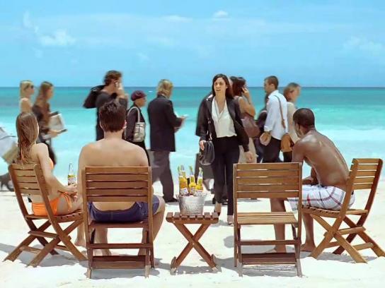 Corona Beer Film Ad -  Commuters
