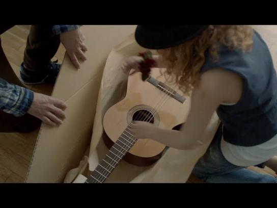 Allegro Film Ad - Guitar