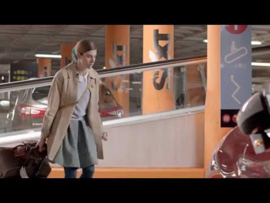 Sixt Film Ad -  Bear