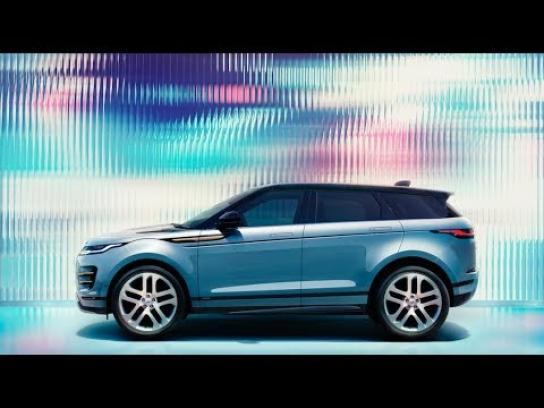 Land Rover Film Ad - New Range Rover Evoque