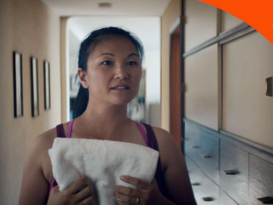 Tide Film Ad - Towel habits