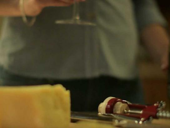 Wisconsin Cheese Film Ad -  The Test