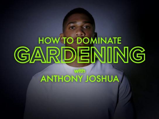 Bulk Powders Film Ad - Dominate Gardening