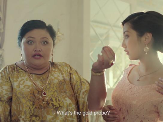 M-Lombard Film Ad - Altynay / Kudalar