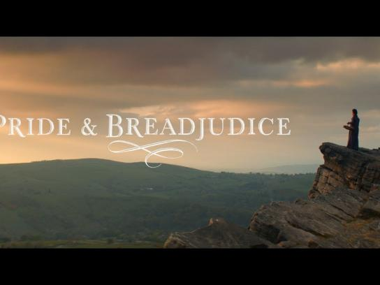 Warburtons Film Ad - Pride & Breadjudice