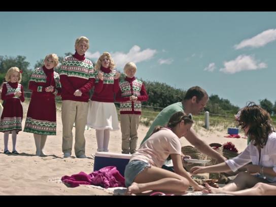 ALDI Film Ad - Leg ham