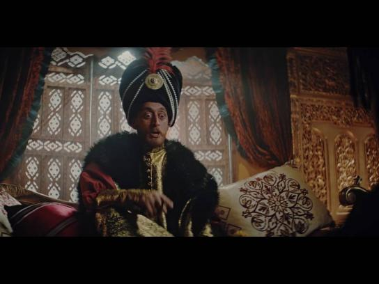 Amor Benamor Film Ad - Sheik