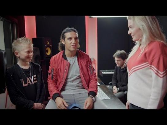 Vodafone Digital Ad - Get the Flow