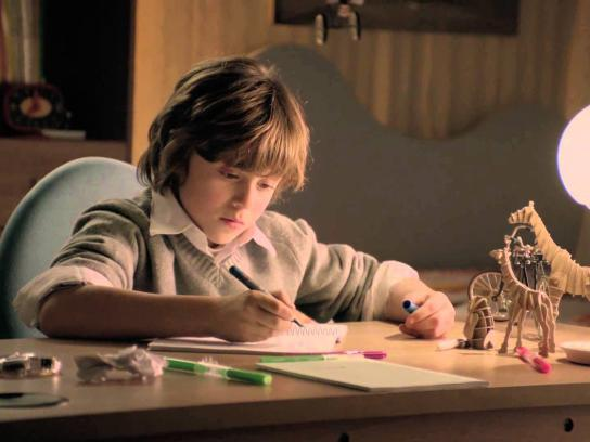 Byblos Bank Film Ad -  A Little Push Matters
