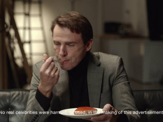 Sara Lee Film Ad - Lookalikes - Tom