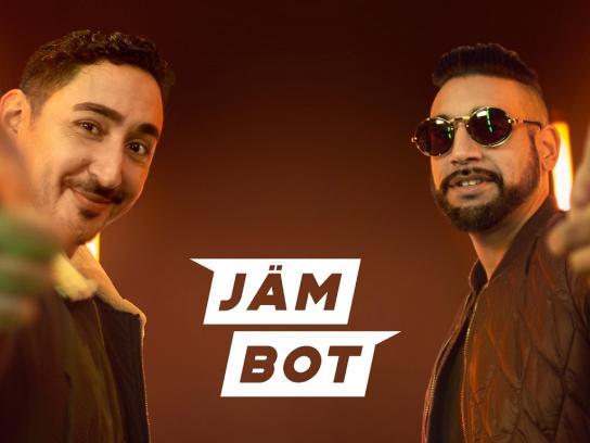 Jagermeister Film Ad - Jäm Bot