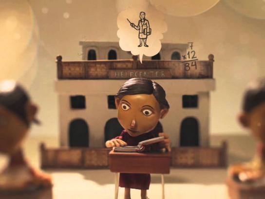 Läkarmissionen Film Ad -  Ashamoni