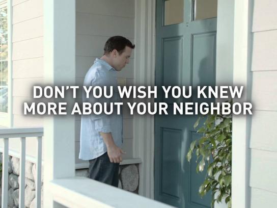 Kwikset Film Ad -  Neighbor