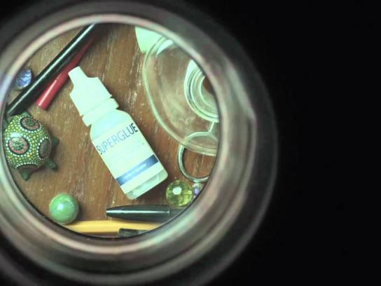 Richmond Optometry Film Ad -  Eye drops