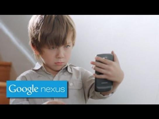 Google Film Ad -  Smile