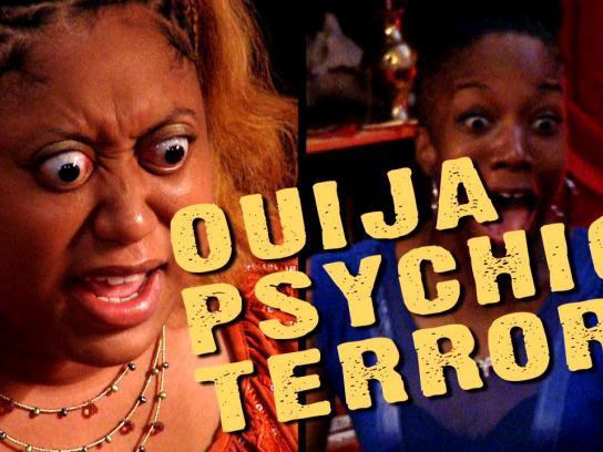 Ouija Ambient Ad -  Psychic Terror