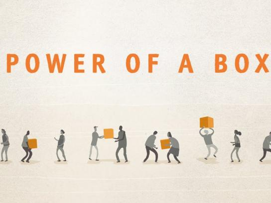 Care Film Ad -  Power of a box