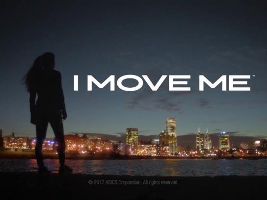 ASICS Film Ad - Wake Up - #IMOVEME