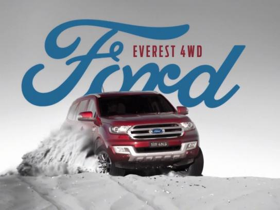 Ford Film Ad - Love Every Minute
