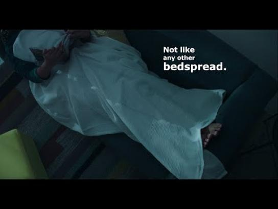 IKEA Film Ad - Not Like Any Other Bedspread