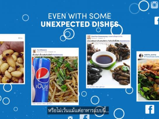 Pepsi Digital Ad -  Dishcovery