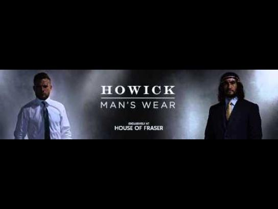 Howick Outdoor Ad -  Man's wear, 1