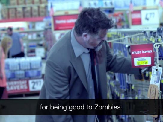 Westlake Hardware Digital Ad -  Zombie Preparedness, Zombie Broadcast System Report