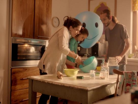Samsung Film Ad - The blue balloon