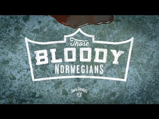 Jack Daniel's Digital Ad -  Those Bloody Norwegians