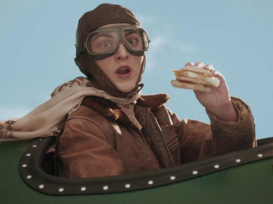 Chick-fil-A Film Ad - Amelia Earhart