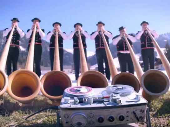 UNESCO Digital Ad -  The Entlebuch Message