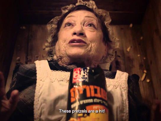 Bagel Bagel Film Ad -  Grandma