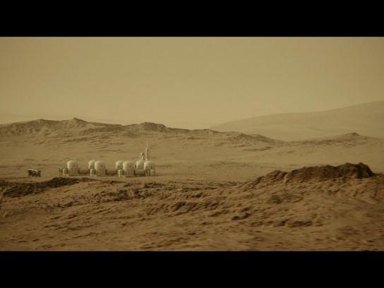 Tesla Film Ad - Mars 2028