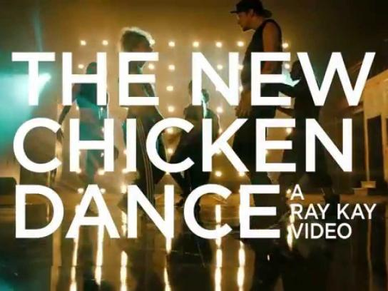 Meny Digital Ad -  the new chicken dance