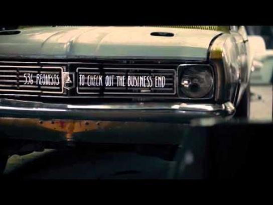 Holden Film Ad -  1969 Holden Monaro HT GTS
