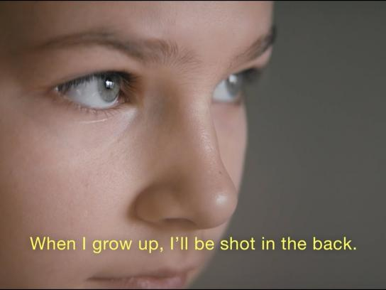 Reporters Without Borders Film Ad - When I grow up