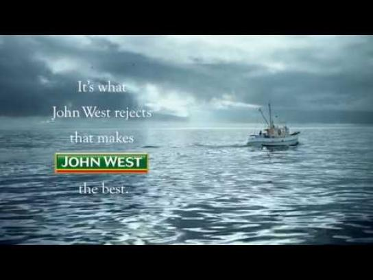 John West Film Ad - It's A No From John West