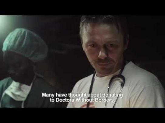 Doctors Without Borders Film Ad -  Jonas