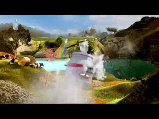 Jalna Yoghourt Film Ad -  The Pot of Purity