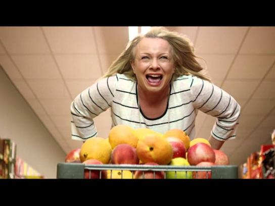 ALDI Film Ad -  Stone fruit