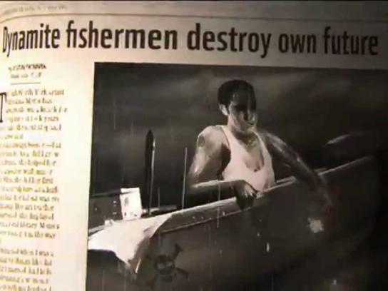 WWF Film Ad -  Seastars
