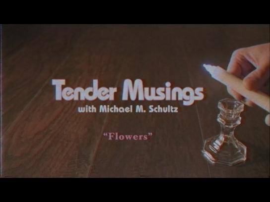 Barkley Film Ad - Tender Musings - Flowers