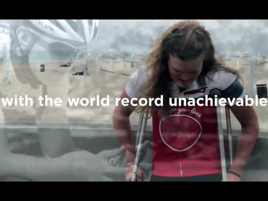 Levi's Film Ad -  Ride4Water Social Video Campaign