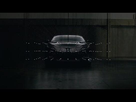 Lincoln Film Ad -  The more human side of engineering
