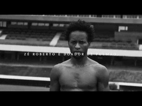 Santa Casa de Misericórdia Film Ad - Zé Roberto