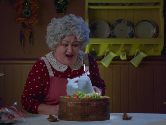 Vici Film Ad - Granny pre-roll