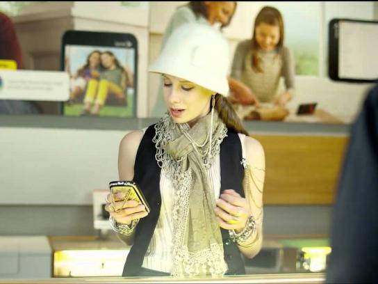Sprint Film Ad -  Over Accessorized