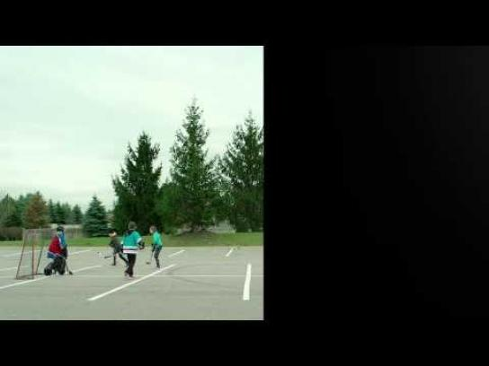 ParticipACTION Film Ad -  Make Room for Play - Hockey