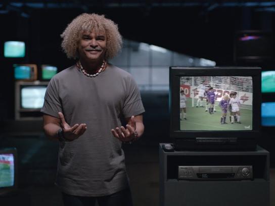 Líbero Film Ad - #TouchYourFootballs