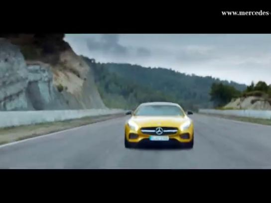 Mercedes Film Ad -  Dream car